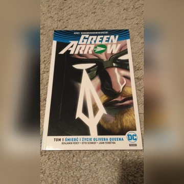 Green Arrow tom 1