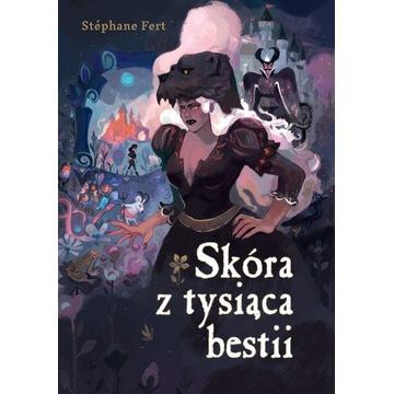 Komiks, Stéphane Fert, Skóra z tysiąca bestii
