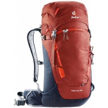 Plecak Rise Lite 28 Deuter (czerwony) - NOWY -50%