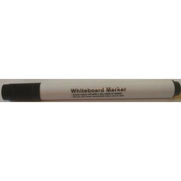 marker zmywalny do białych tablic czarny mazak HIT