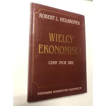 Wielcy ekonomiści, Robert L. Heilbroner