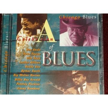 A Celebration of Blues - Chicago Blues CD