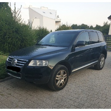 Volkswagen Touareg 5.0 V10