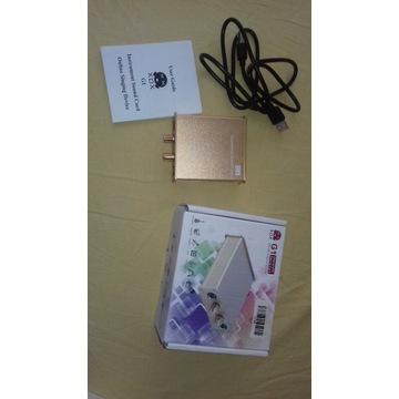 Efekt XOX G1 usb instrument sound card
