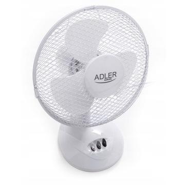 Wentylator wiatrak biurkowy Adler 7302