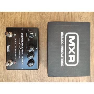 Dunlop MXR MC-402 Boost/Overdrive efekt gitarowy
