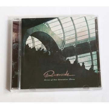 Riverside - Shrine Of New Generation Slaves CD