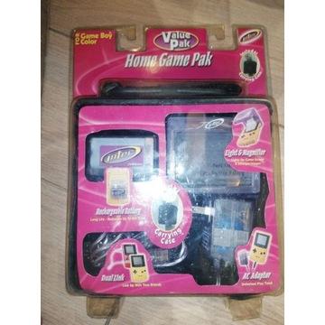 Home Game Pak Game Boy Gameboy Color