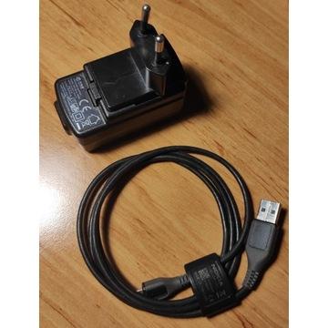 Kabel usb-micro usb + ładowarka sieciowa