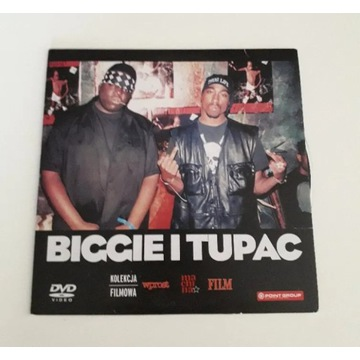 Film DVD Biggie i Tupac - kolekcja filmowa