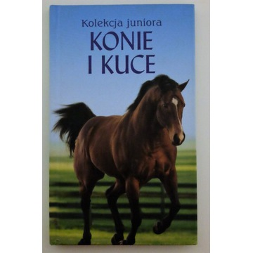 Kolekcja juniora, konie i kuce