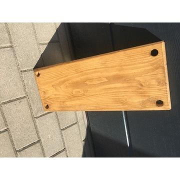Siedzisko, huśtawka drewniana - nowa