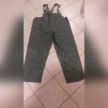 Ubranie spodnie i kurtka wodoochronne M