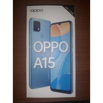 Telefon Oppo A15 Nowy