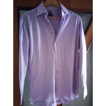 Zestaw wizytowych koszul męskich Próchnik - 9 szt.