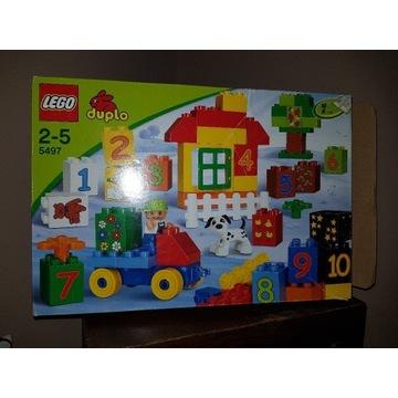 Lego duplo zabawa 5497