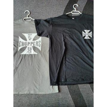 T-shirt West Coast Choppers  XL
