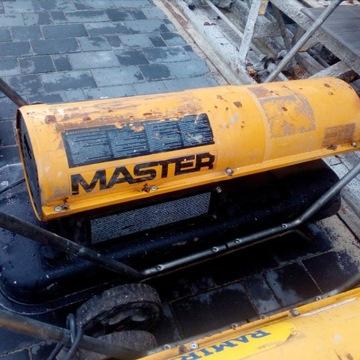 Nagrzewnica olejowa MASTER B 150CED 44KW