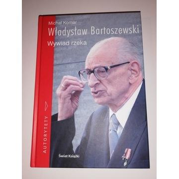 """NOWA książka """"Władysław Bartoszewski wywiad rzeka"""""""