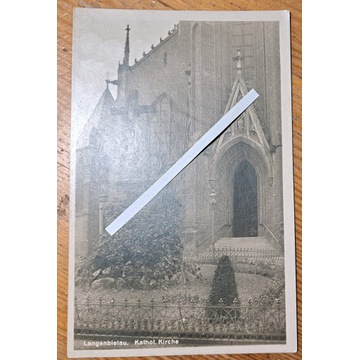 Bielawa - kościół parafialny