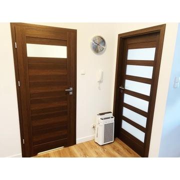 Drzwi i Ościeżnice do łazienki i pokoju 2szt Lewe
