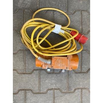 Wibrator elektrowibrator silos silomat PFT agregat