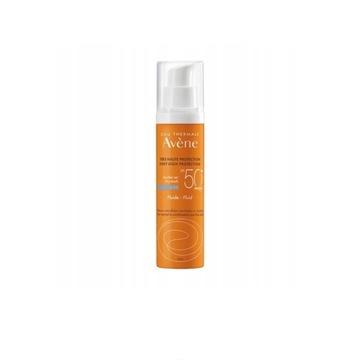 AVENE SUN FLUID Bardzo wysoka ochrona SPF50+ 50 ml