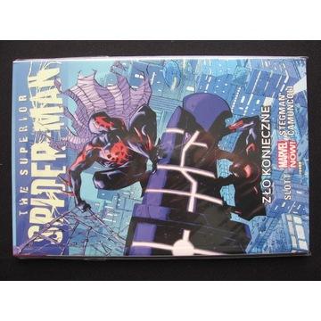SUPERIOR SPIDER-MAN tom 5 Zło konieczne w folii