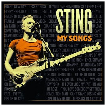 Sting: My Songs (Deluxe) [CD]