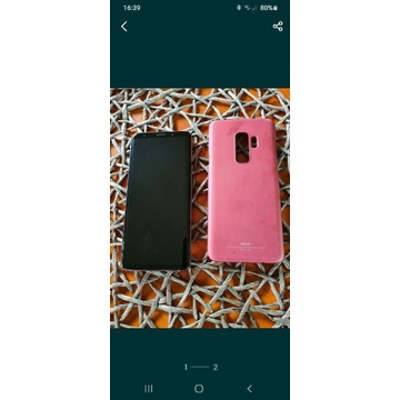 Samsung Galaxy s9 plus !!!