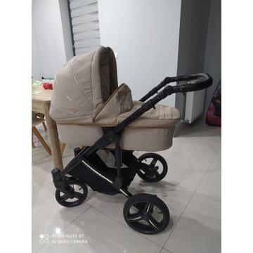 Piękny wielofunkcyjny wózek - BEBETTO 3w1 Okazja