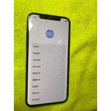 Wyświetlacz/ Ekran IPhone X z Wadą Orginalny !!!