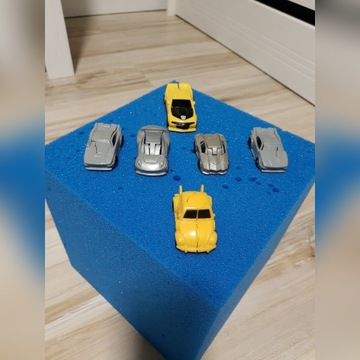 Zestaw aut rozkładanych