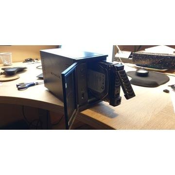 Netgear 4TB (2x2TB) ReadyNAS Duo RND2000 v2