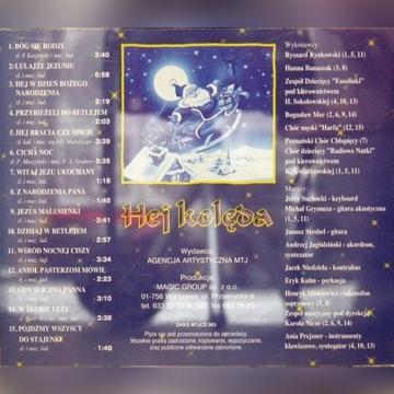 CD Hej Kolęda! - Banaszak, Rynkowski, Mec - MTJ