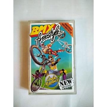 GRA AMSTRAD CPC ROM BMX FREESTYLE CODEMASTERS