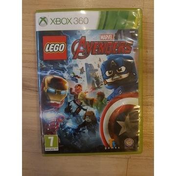 LEGO MARVEL AVENGERS XBOX 360 NAPISY PL