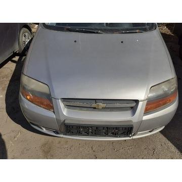lampa lewa przód Chevrolet Aveo