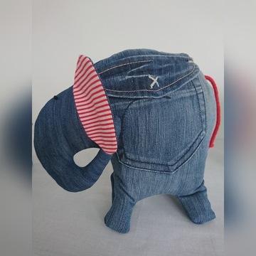 poduszka przytulanka słoń