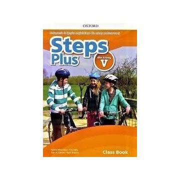 Jęz. Angielski Steps Plus klasy 4-5
