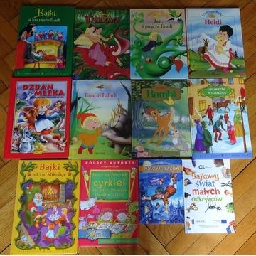 Tarzan, Heidi, Dzban mleka, T.Paluch, Bambi i inne