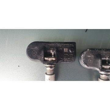 Czujniki ciśnienia w oponach Mazda