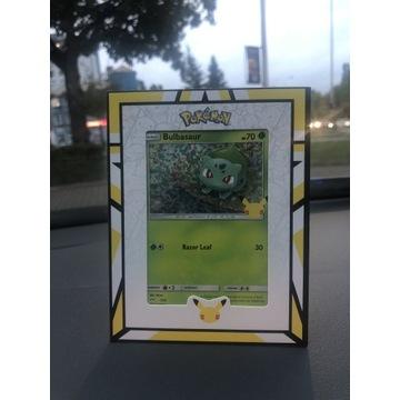 Karty Pokemon Bulbasaur RARE