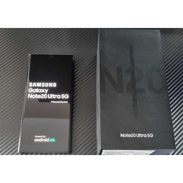 Samsung Galaxy Note20 Ultra 5G 12Gb RAM 256GB