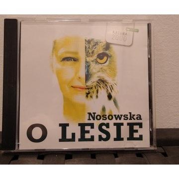 Singiel CD Katarzyna Nosowska - O lesie