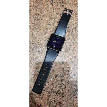 Sony smartwatch SW 2 bardzo dobry stan