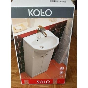 Zestaw łazienkowy KOŁO SOLO 50 CM