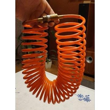Wąż pneumatyczny, ciśnieniowy, spiralny
