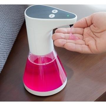 Automatyczny dozownik mydła płynu żelu 0.5 L
