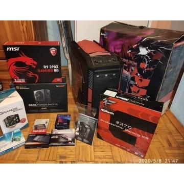 Komputer PC 8700K/Z370/32GB/SSD512